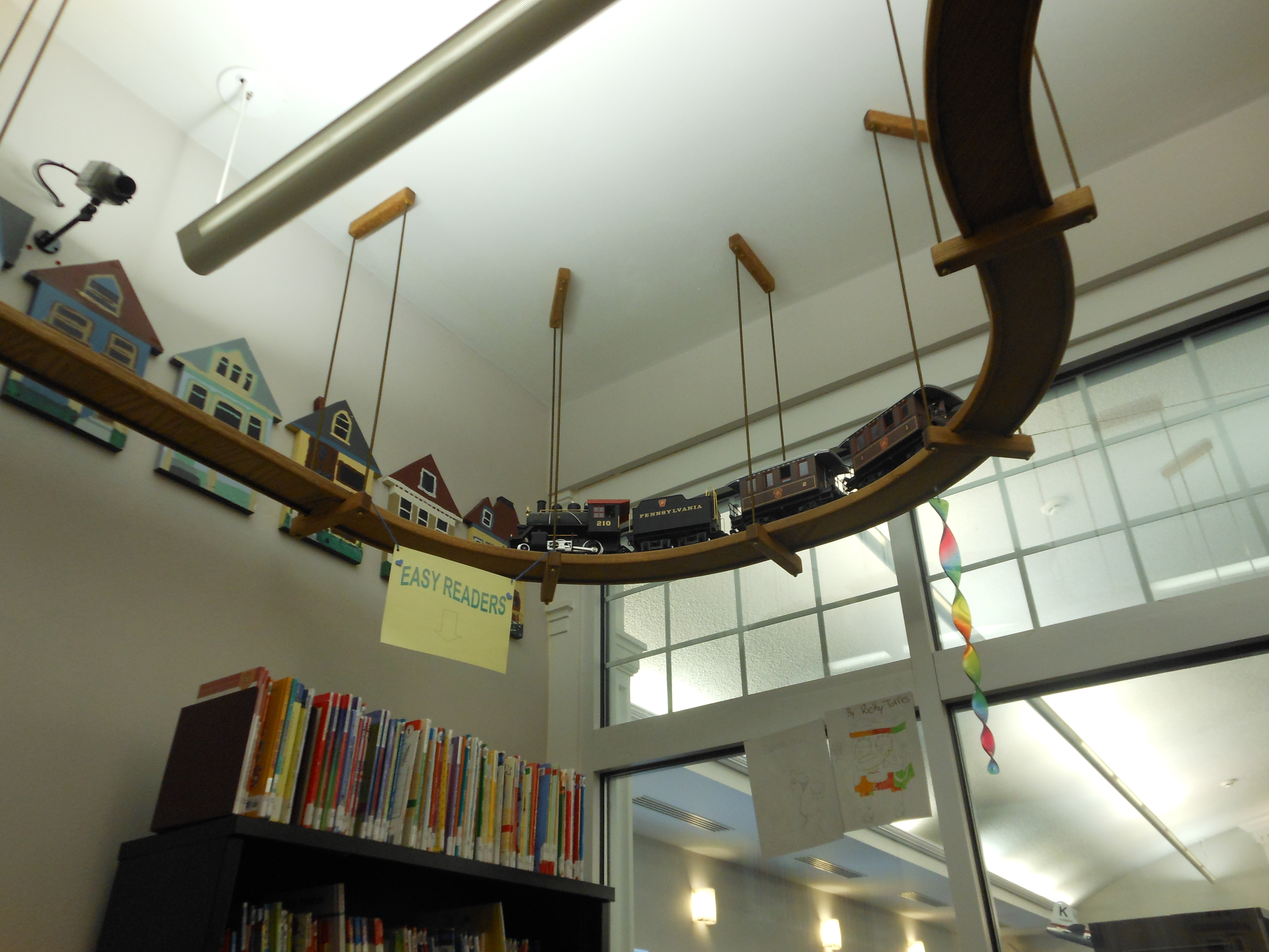 library 007