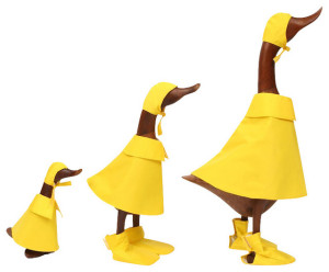 duck rain slicker