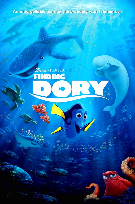Finding Dory (English) full mp4 movie download