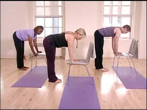 is yoga for seniors  stronger seniors chair exercise